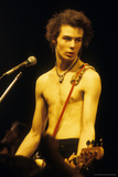 Sex Pistols- Sid Vicious - Photo