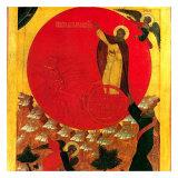 Montee au Ciel du Prohete Elie Prints