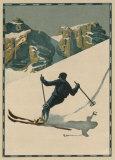 Skieur II Prints