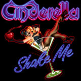 Cinderella, Shake Me Posters