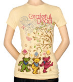 Juniors: Grateful Dead - Trees T-Shirt