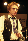 Sex Pistols - Johnny Rotten Photo