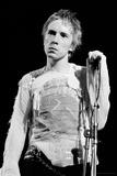 Sex Pistols- Johnny Rotten Photo