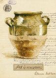 Pot a Conserves Prints by Pascal Cessou
