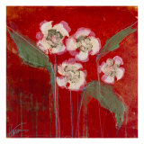 Orchid Study III Print by Maeve Harris