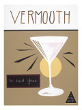 Vermouth Giclee Print by Sharyn Sowell