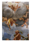 Assumption of the Virgin (detail) Giclee Print by Correggio