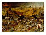 Triumph of Death Giclee Print by Pieter Bruegel the Elder