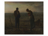 L'Angs Giclee Print by Jean-François Millet