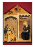Annunciation Giclee Print by Andrea Di Nerio