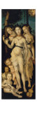 The Three Graces Giclee Print by Hans Baldung Grien