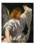 Averoldi Polyptych (detail) Giclée-tryk af Titian (Tiziano Vecelli)