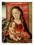 Virgin and Child Giclee Print by Pedro Berruguete