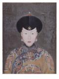 Portrait de la première concubine impériale Lámina giclée