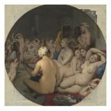 Le Bain turc Giclee Print by Jean-Auguste-Dominique Ingres