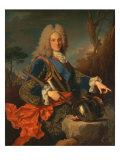 Philip V Giclee Print by Jean Ranc