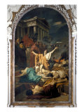 Saint Felicity and the Maccabean Martyrs Reproduction procédé giclée par Antonio Ciseri