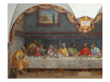 Last Supper (detail) Giclee Print by Alessandro Allori