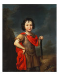 Philip of Orleans, Regent of France Giclee Print by Pierre Mignard