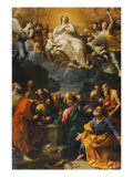 Assumption Giclée-Druck von Guido Reni
