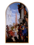 Martyrdom of Saints Primo and Felicianus Giclee Print by Paolo Veronese