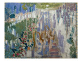 The Oratory Giclee Print by Maurice Denis