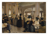 The Pastry Gloppe, 1889 Giclee Print by Jean Béraud