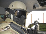 Private Security Contractorr on a Mission in Baghdad, Iraq Photographic Print by  Stocktrek Images