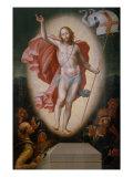 Resurrection, 1675 Giclee Print by Alonso Lopez De Herrera