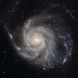 Messier 101, the Pinwheel Galaxy Photographic Print by  Stocktrek Images