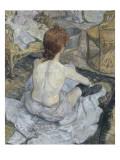 La toilette Lámina giclée por Henri de Toulouse-Lautrec