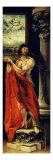 Isenheim Altar, Saint Sebastian Giclee Print by Matthias Gruenewald
