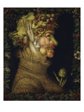 L&#39;Et&#233; Giclee Print by Giuseppe Arcimboldo