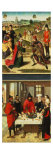 Last Supper Triptych, Left-Hand Panel Giclee Print by Dieric Bouts