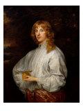 Jmes Stuart Duke of Lennox Giclee Print by Anthony Van Dyck