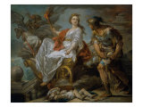 Medea and Jason, 1759 Giclee Print by Carle van Loo