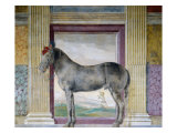 "The Horse ""Morel Favorito"" Giclee Print by Benedetto Pagni"