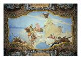 Apotheosis of Admiral Vettor Pisani Giclee Print by Giambattista Tiepolo