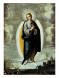 Immaculate Conception Giclee Print by Francisco Pacheco