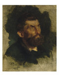 Man's Head, Study for Ivan the Terrible Giclee Print by Ilya Efimovich Repin