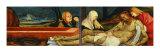Isenheim Altar, Lamentation over Christ Giclee Print by Matthias Gruenewald
