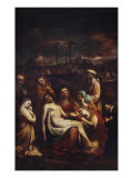 Pieta, 1571 Giclee Print by Luca Cambiaso