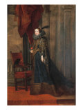 Portrait of Paolina Adorno Brignole Sale Giclee Print by Anthony Van Dyck