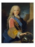 Ferdinand VI, Prince of Asturia Giclee Print by Jean Ranc