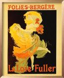 Folies-Bergère Prints by Jules Chéret