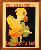 Folies-Bergère Posters by Jules Chéret