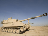 M109 Paladin, a Self-Propelled 155mm Howitzer Photographic Print by  Stocktrek Images