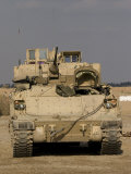M2/M3 Bradley Fighting Vehicle Photographic Print by  Stocktrek Images