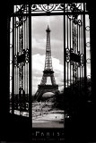 Eiffel Tower 1909 Posters