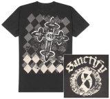 Sanctify - Argyle and Iron T-Shirt